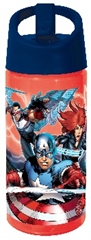 AVENGERS POWERFUL AERO BOTTLE