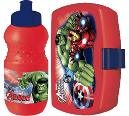 AVENGERS POWERFUL ASTRO BOTT+ JR LATCH 2