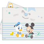 MICKEY INFANT PLASTIC TABLECOVER 120X180CM