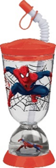 SPIDER-MAN GO BASE DOME TUMBLER