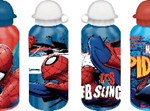 ALUMINUM 500ML BOTTLE SPIDERMAN