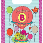 BARNEY  PARTY BAGS