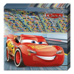 CARS 3 2PLY PAPER NAPKN 33X33CM 8CT