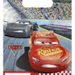 CARS 3 PARTY BAGS 6ct