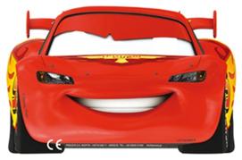 CARS PARTY FAVOUR DIE CUT MASKS 6ct
