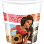 ELENA OF AVALOR PLASTIC CUPS 200ML