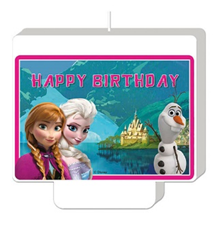 FROZEN NORTHERN LIGHTS HB DECOR CANDLE