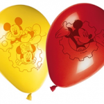 PLAYFUL MICKEY 11INCH PRINTED BALLOONS