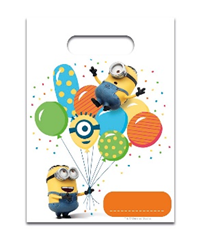 MINIONS BALLOON PARTY PARTY BAGS