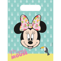 MINNIE TROPICAL PARTY BAGS
