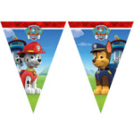 PAW PATROL RDY FR ACTION TRIANGLE FLAG BANNER