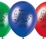 PJ MASKS 11INCH PRINTED BALLOONS 8CT