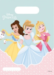 PRINCESS DARE TO DRM PARTY BAGS 6CT