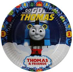 THOMAS PLATES 23CM 8CT