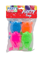 PARTY FAVOUR JUMPING FROGS