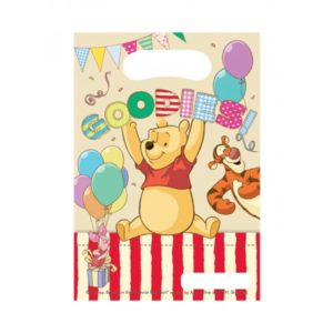 WINNIE ALPHABET PARTY BAGS