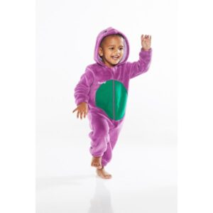 BARNEY DRESS UP AGE 9 – 18 Months