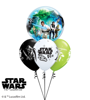 Star Wars Bubble Layer