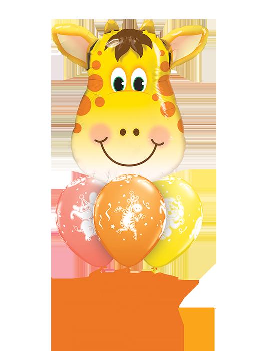 Jolly Giraffe Layer