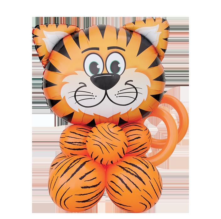 Tickled Tiger Super