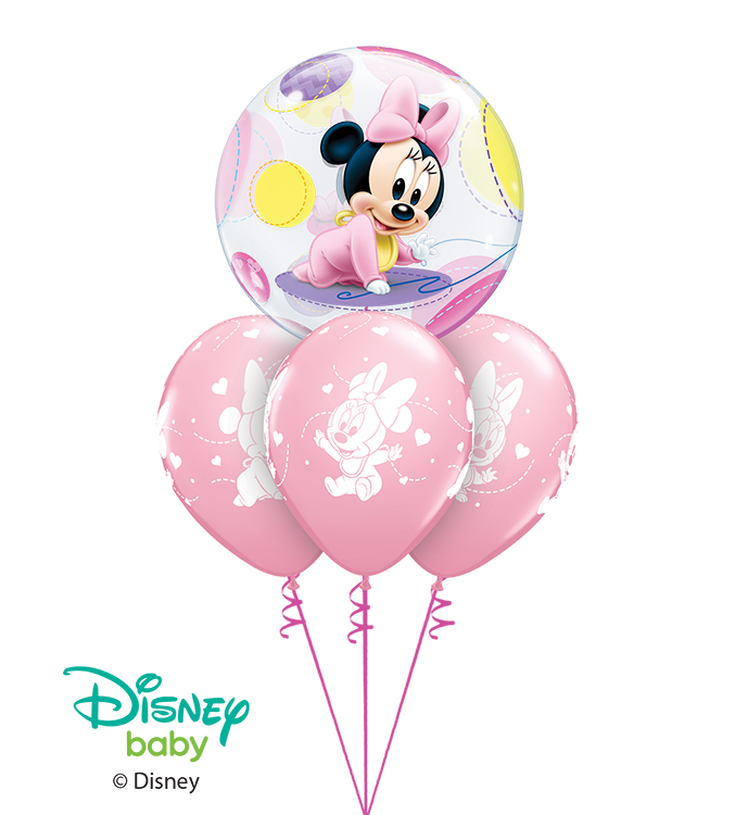 Minnie Baby Bubble Layer