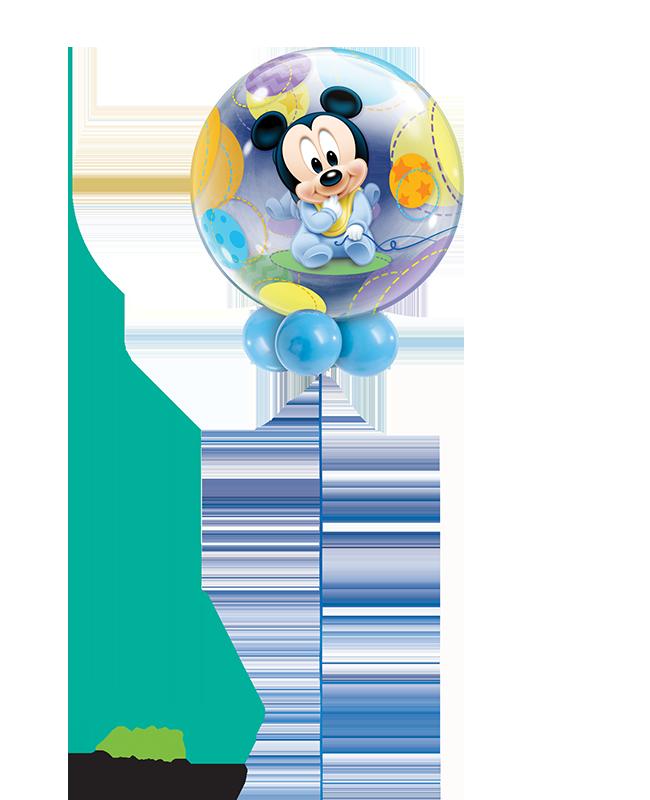 Disney Baby Mickey Bubble