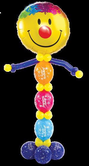 Birthday Party Friend Giant