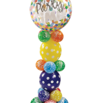 Party Time Confetti Column