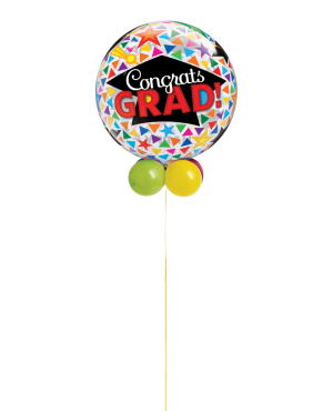 Congrats Grad Bubble