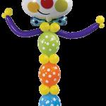 Cute Clown Party Friend