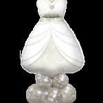 Just Married Bride Super