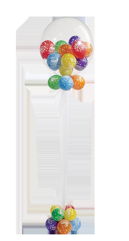 Birthday Confetti Gumball Celebration