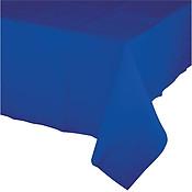 SOLID COLOUR COBALT BLUE CLOTHS