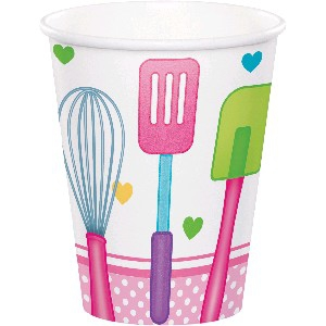 LITTLE CHEF CUPS