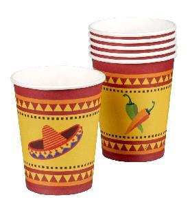 FIESTA CUPS 6's 25cl