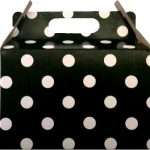 PARTY BOX POLKA BLACK