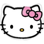 JS:Hello Kitty Head