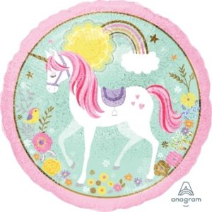 18:Holo:Magical Unicorn
