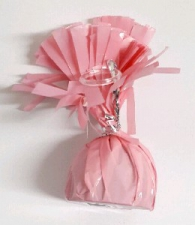 BALLOON WEIGHT BABY PINK