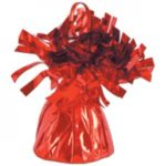 BALLOON WEIGHT RED