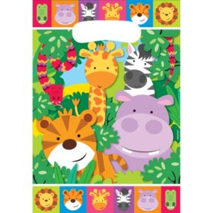 PB:Jungle Animals Party Bags 8