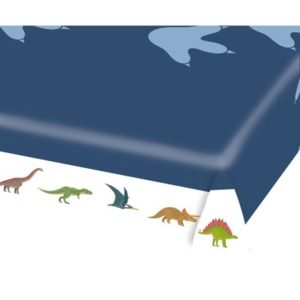TC:Happy Dinosaur Paper Tablecloth