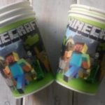 Minecraft Party Cups – Minecraft Party Supplies