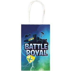 Battle Royal Paper Loot Bags – Fortnite Party