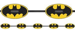Batman Paper Garland – Batman Party Supplies
