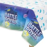 Battle Royal Paper Table Cloth – Fortnite Party