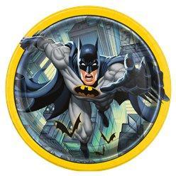 Batman Plates – Batman Party Supplies