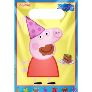 Loot Bags – Peppa Pig Party