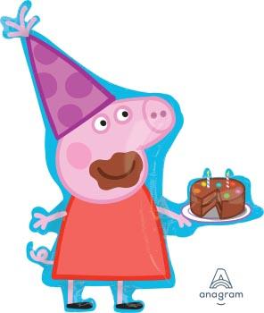 SS:Peppa Pig Shape