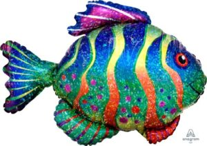 SS:Holo:Colorful Fish